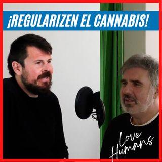 Episodio 4: Cannabis, refugianos y más con Joseba