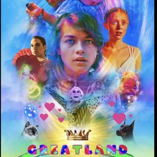 Writer and Director Dana Ziyasheva talks #Greatland & working w/ #actor @EricRoberts on #ConversationsLIVE ~ #indiefilm @octobercoast