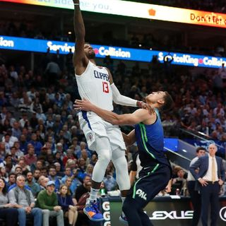 Clips Defense Stops Mavericks