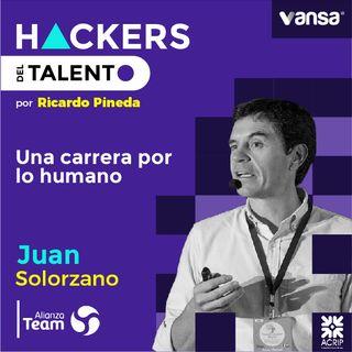003. Una carrera por lo humano -  Juan Manuel Solorzano (Alianza Team) -  Lado A