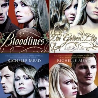 Review of the Bloodlines Series by Richelle Mead SPOILER ALERT