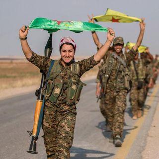 Incontro con Levent Cakir sul Kurdistan