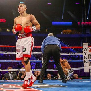 Zutes Boxing Talk:Guest Boxer Teofimo Lopez and Writers John Raspanti and Dave Wilcox