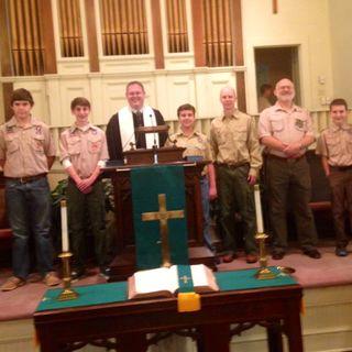 Salt & Light Boy Scout Tr 149 Harlan, Ky