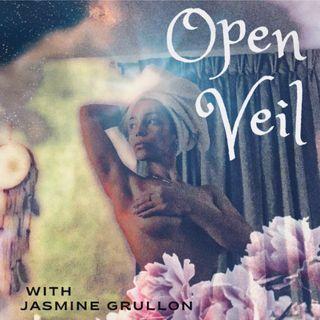 Open Veil With Jasmine Grullon