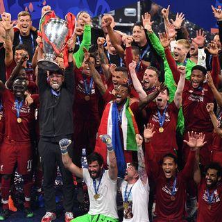 Ep. 97 (Liverpool - Tottenham e il trionfo dei reds, Chelsea - Arsenal, Conte all'Inter e la Top 11 della Serie A)