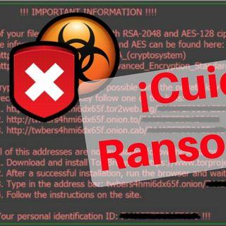 ¿Qué debo hacer para protegerme de los virus ransomware?