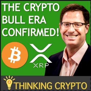 Bitcoin, XRP & Crypto Enters A Bull Era As Brian Brooks Confirmed For 5 Year Term & Payments Charter Released!