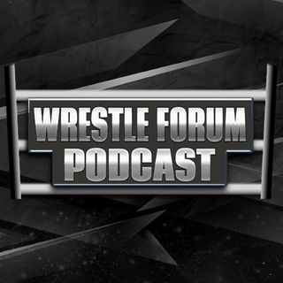 Jimmy J. Joins The Forum - Wrestle Forum Podcast - Episode #2