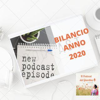 Il Bilancio dell'anno 2020