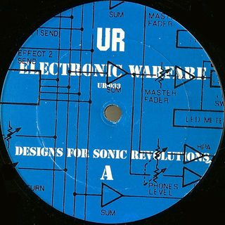 UR - Electronic Warfare (Vocal)