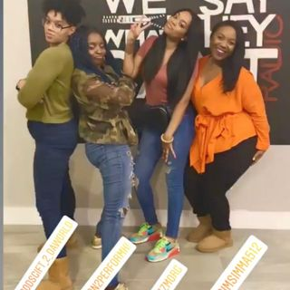 "Ya Favorite Group Chat -EP5 ""Girls Trip, the Do's & Dont's"""