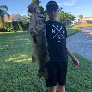 Fish Story with Aiden of Kingsbridge Fishing- 10:5:19, 9.33 AM