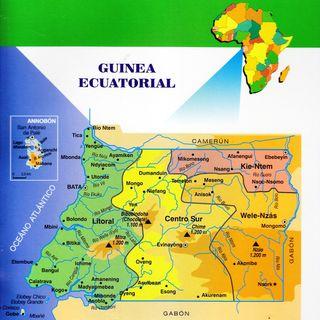 DX 10 en Guinea Ecuatorial la radio habla en español. Escucha.