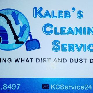 KALEB'S CLEANING SERVICE