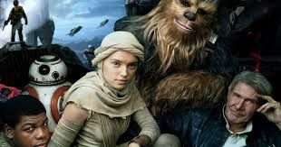 "FREEZE FRAME: ""Star Wars: The Force Awakens,"" ""Sisters,"" ""Alvin and the Chipmunks: The Road Chip"" #filmreview"
