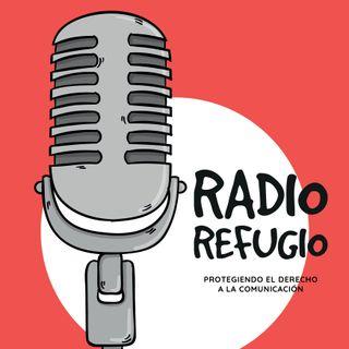 Bloque musical: Juana y Iara presentan su trabajo con la profe Yenny - Radio Refugio vivo 06.06.20