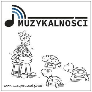 08: Instrumenty muzyczne z recyklingu – Samuel Szatkowski