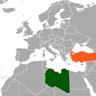 La Turchia nella guerra civile libica - Podcast 1 - 04/01/20