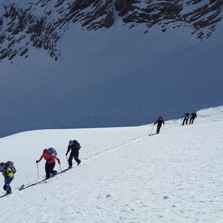 Gli interventi del soccorso alpino in Piemonte