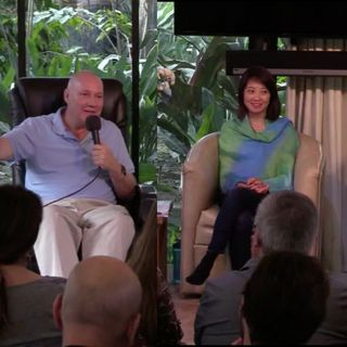 Sesión 4 del Retiro La luz en ti con David Hoffmeister y Frances Xu / Session 4 of The Light in You Retreat