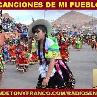 """""""CANCIONES DE MI PUEBLO"""" Iberoamerican music"""