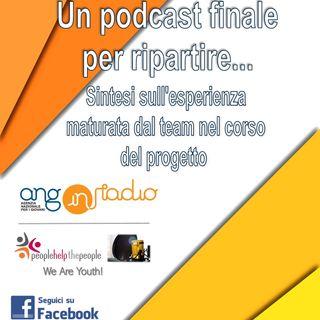 Podcast finale per ripartire...