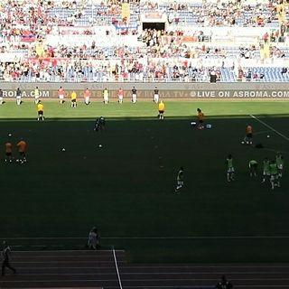 17,30 - Roma-San Lorenzo: formazione ufficiale dei giallorossi