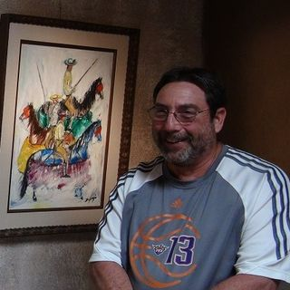 Big Blend Radio: Lance Laber - DeGrazia Paints the Jungle and DeGrazia Downtown