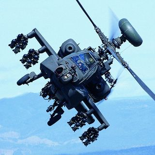 Show 53 - Apaches in Iraq with Art Gribensk