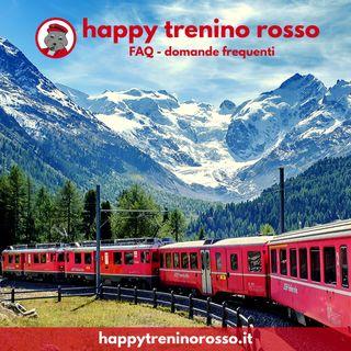 happy trenino rosso - domande frequenti