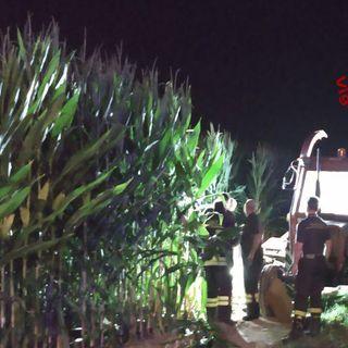 Agricoltore rimane incastrato con la gamba in una fresa: è gravissimo