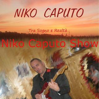 Niko Caputo Show del 14-06-2019 Intervista a giuseppe Sbriglio