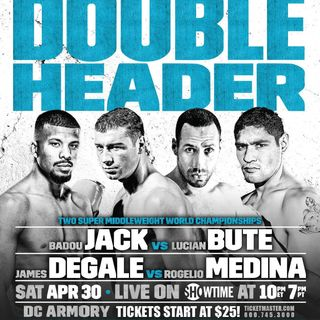 Inside Boxing weekly Badou Jack-Lucian Bute Preview