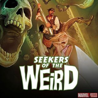 Source Material Live: Disney Kingdoms - Seekers of the Weird