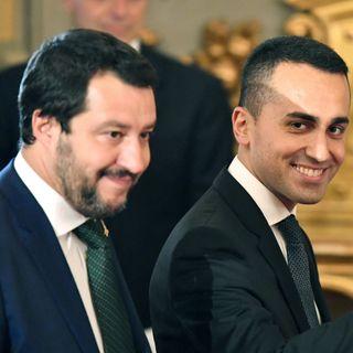 Europee, Salvini e Di Maio cacciano nella stessa foresta