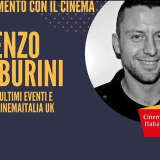 SPAZIO CINEMA CON Lorenzo Tamburini Chenowith  i Golden Globes, - a seguire  Anna Marra, Fondatrice de HeartQuake - together for ReconstrAct