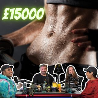 #142 GET AN INSTANT SIX PACK NOW... for 15,000 British pounds
