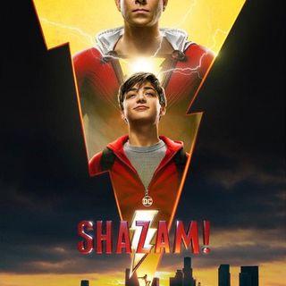 Ep 16: Shazam y el futuro de DC en cine