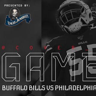 C1 BUF- Eagles-Bills Postgame show