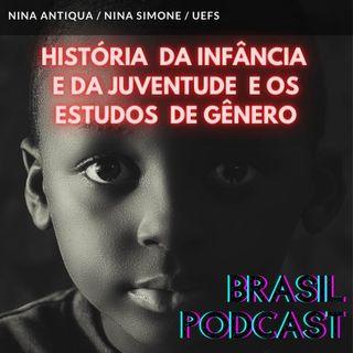 História da Infância e da Juventude e os Estudos de Gênero