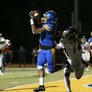 North Brunswick Football vs. Passaic Tech