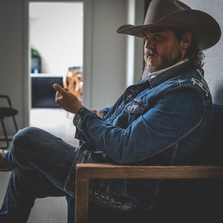 "Jon Stork ""Radio Cowboy"" Single Release Interview"