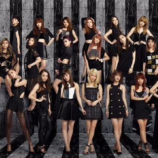 E-Girls Shout Out To Exile Tribe Lovers E12 - The Serenity's show