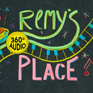 Remy's Place: Welcome to Remy's Place! (Ages 4-8)