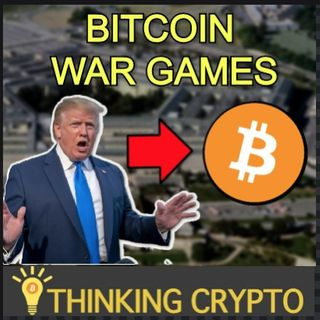 US Pentagon's BITCOIN War Games - Ripple ODL XRP Live In GBP PHP Corridor