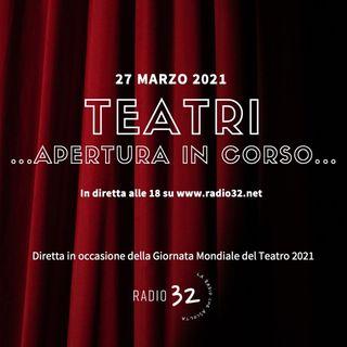 Teatri, apertura in corso! - Lo spot