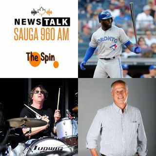 The Spin - July 3, 2020 - Jimmy Page and The Black Crowes, Racism in MLB & St. Jacobs Market