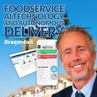 181. Foodservice AI Technology and Autonomous Delivery | Ido Levanon