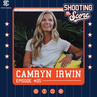 Storytelling From the Sideline, the Booth, and Beyond With AVP Host Camryn Irwin